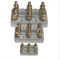 Motor repair parts components and semi finished products for Electric motor terminal blocks